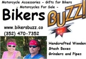 Bikers Buzz, Motorcycle Accessories, Biker Gifts, Motorcycles for Sale