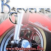 K and G Cycles, Online motorcycle parts shopping.  www.KandGCycles.com