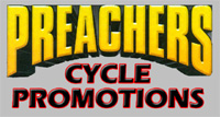 Preachers MotorCycle Promotions